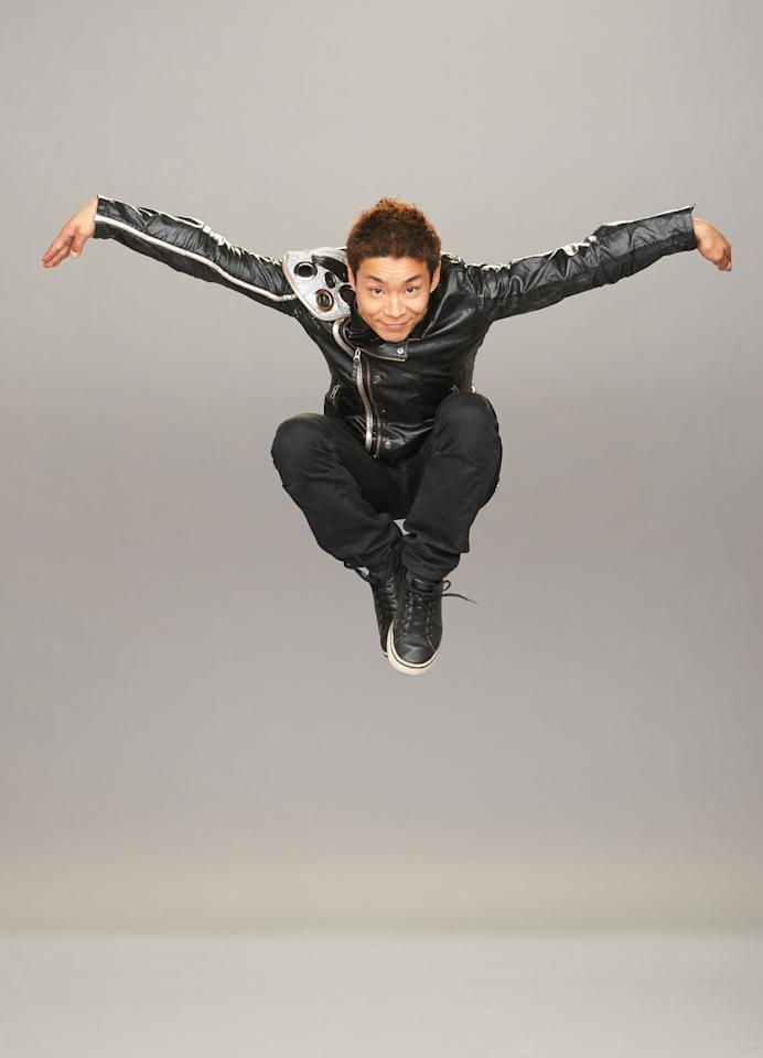 "Kenichi Ebina is one of the Top 60 acts on NBC's ""America's Got Talent"" Season 8."