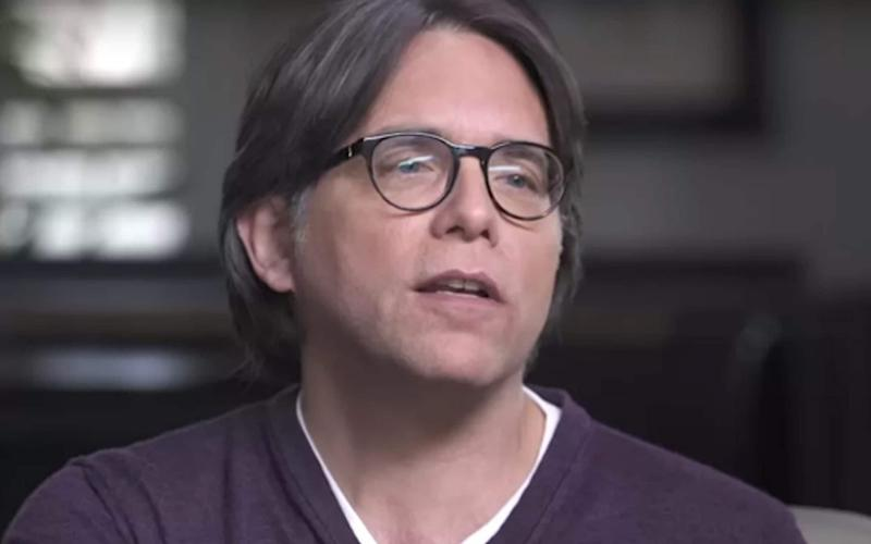 Keith Raniere, who turned women into sex slaves and had his initials branded on their skin - YOUTUBE