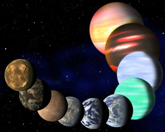 Alien Planet Count Passes 1,000 Worlds, a Milestone