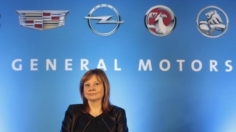 Gm Posts Record Profit In Fourth Quarter And 2015 But