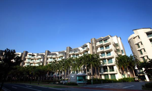 The Residences at W, Sentosa Cove