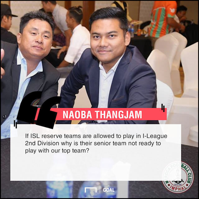 Naoba Thangjam speaks on the upcoming season and NEROCA's long term vision to set up as a self-sustainable club...