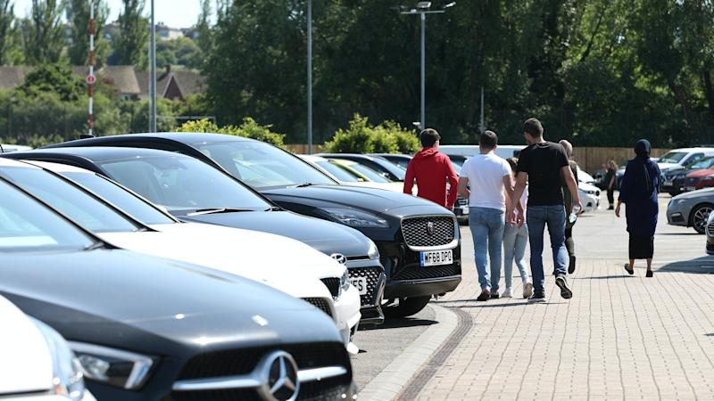 Used car prices seeing record growth as buyers flock to dealerships
