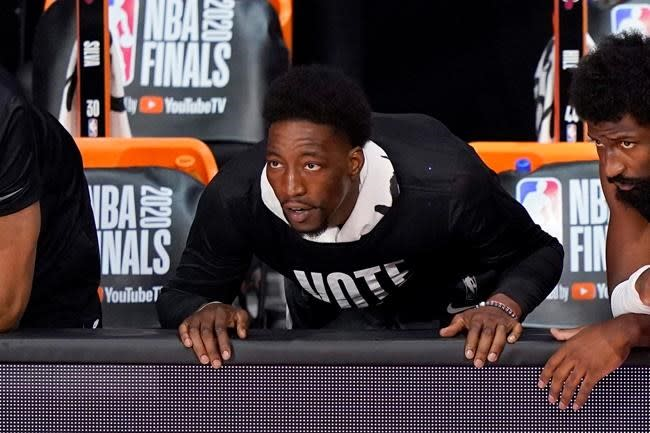 Adebayo upgraded to questionable for Game 4 of NBA Finals