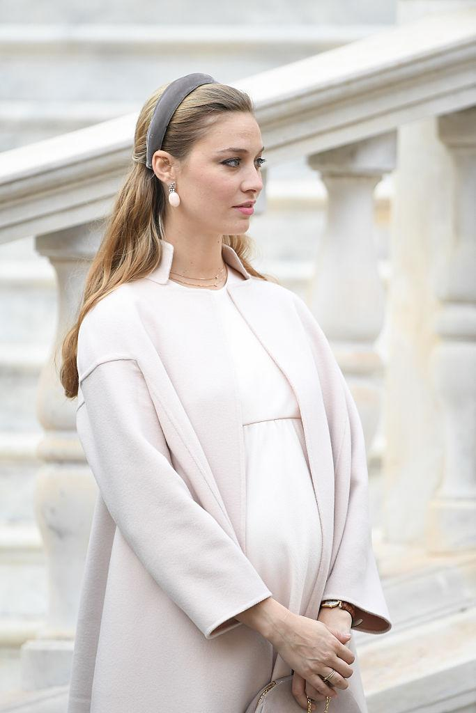 Pictured in November 19, 2016, while pregnant. (Getty Images)