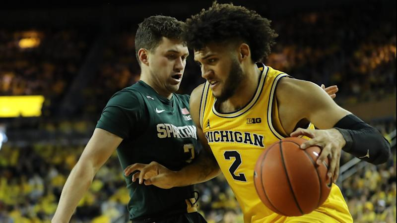 Michigan State Basketball marginal favorites over Michigan on the road