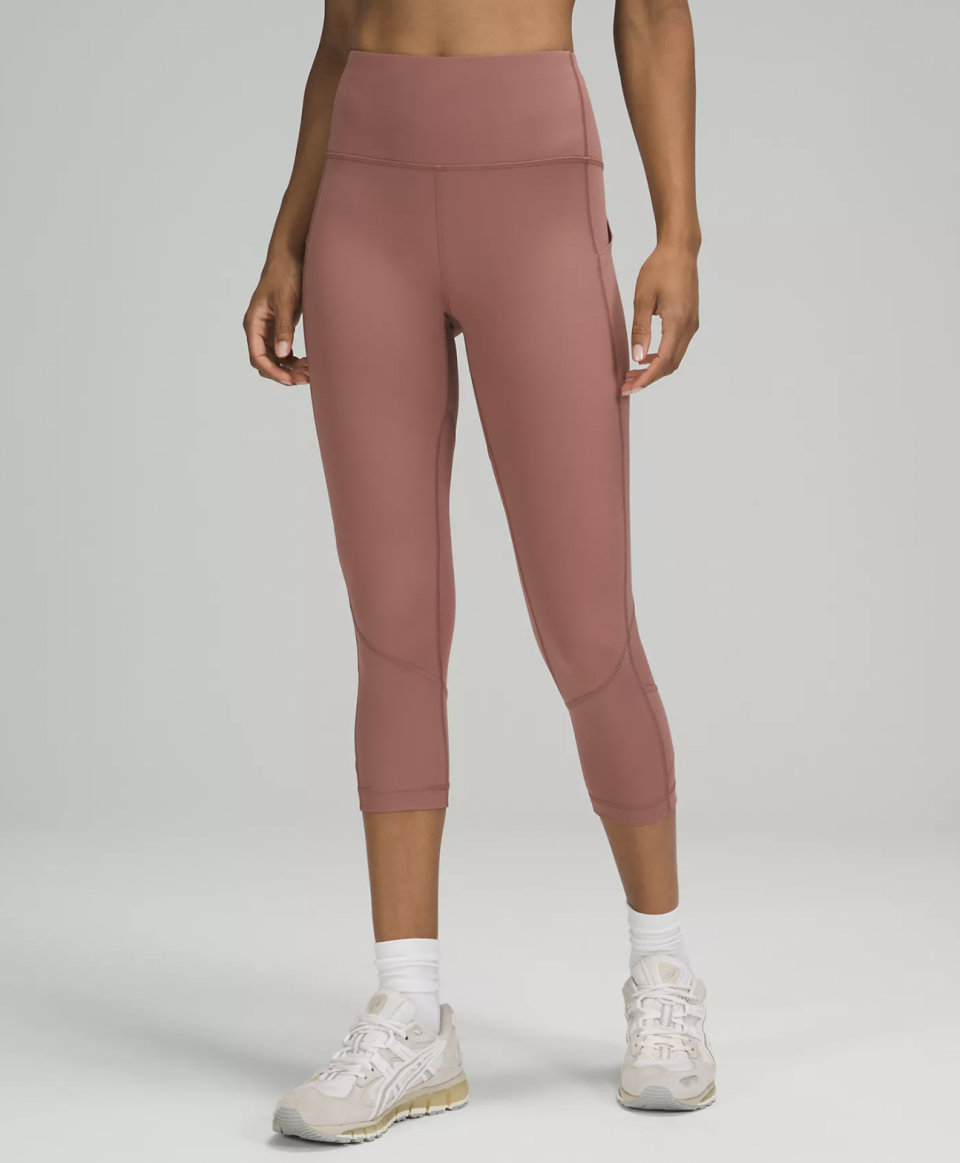 Pace Rival High-Rise Crop 22