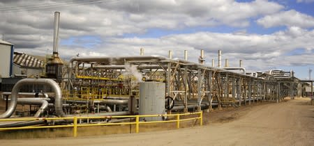 Canadian Natural Resources eyes Alberta rail contracts amid pipeline congestion