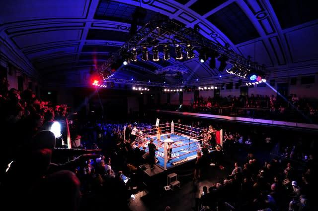 The BBBC is hopeful of resuming fights in July (Zac Goodwin/PA)