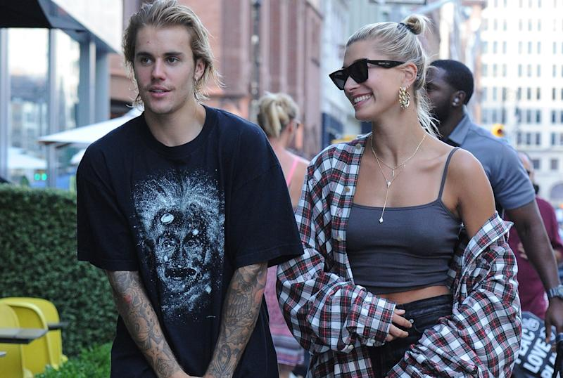 Justin Bieber Left a Low-Key NSFW Comment on Hailey Baldwin's Instagram