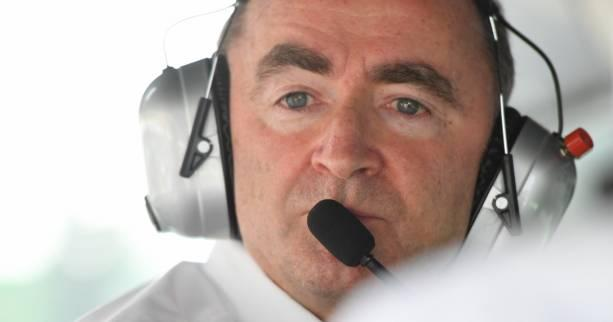 F1 - Paddy Lowe directeur technique de Williams