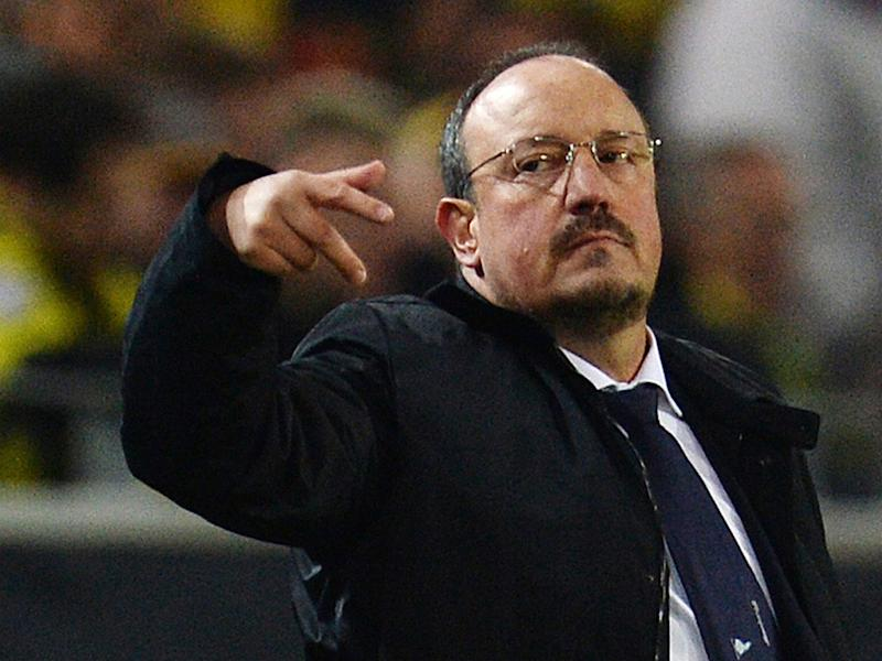 'If this lift comes, we will win' - Benitez reveals strange elevator superstition ahead of Champions League glory