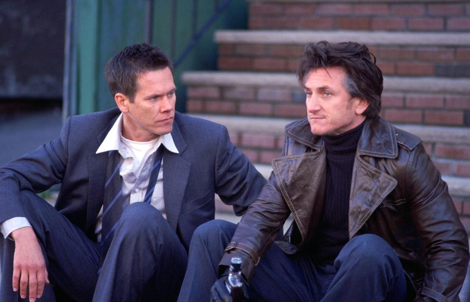 """<p>Childhood friends are forced to confront their past after a tragic event brings them back home again. <strong>Mystic River</strong> will make you speculate all you thought you knew until the very end . . .</p> <p>Watch <a href=""""https://play.hbomax.com/page/urn:hbo:page:GXrHsDgWt6a2brQEAAABm:type:feature"""" class=""""link rapid-noclick-resp"""" rel=""""nofollow noopener"""" target=""""_blank"""" data-ylk=""""slk:Mystic River""""><strong>Mystic River</strong></a> on HBO Max now.</p>"""