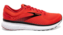 """<p><a class=""""link rapid-noclick-resp"""" href=""""https://go.redirectingat.com?id=127X1599956&url=https%3A%2F%2Fwww.brooksrunning.com%2Fen_gb%2Fglycerin-18-mens-road-running-shoe%2F110329.html%3Fdwvar_110329_color%3D617%26dwvar_110329_width%3DD&sref=https%3A%2F%2Fwww.esquire.com%2Fuk%2Fstyle%2Fshoes%2Fg24739613%2Fbest-mens-running-shoes%2F"""" rel=""""nofollow noopener"""" target=""""_blank"""" data-ylk=""""slk:SHOP"""">SHOP</a></p><p>Plush and padded throughout, Brooks – a historic American running brand that began life selling bathing shoes in 1914 – are famous for creating comfortable, every day running trainers that stand up to the test. This year's Glycerin 18s have received an upgrade on the midsole to make the whole shoe lighter and softer, but the heel counter ensures that it still feels safely fitted. We're big fans of the uncomplicated colourways, available in blue, red and black (the latter features a Tron-esque neon lacing pattern too). </p><p>Brook's Glycerin 18, £140, <a href=""""https://www.brooksrunning.com/en_gb/glycerin-18-mens-road-running-shoe/110329.html?dwvar_110329_color=617&dwvar_110329_width=D"""" rel=""""nofollow noopener"""" target=""""_blank"""" data-ylk=""""slk:brooksrunning.com"""" class=""""link rapid-noclick-resp"""">brooksrunning.com</a></p>"""