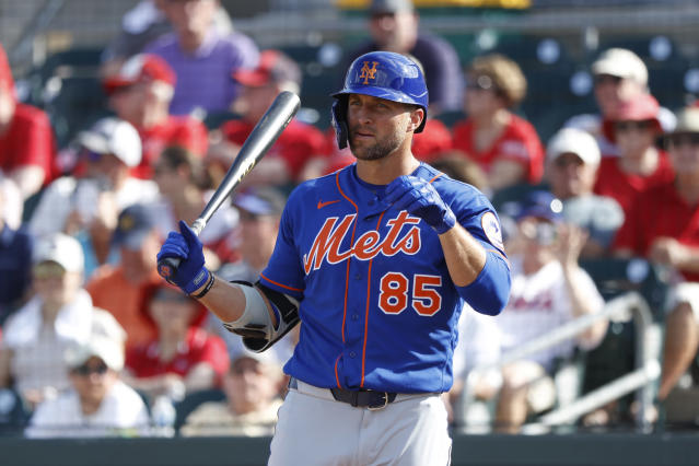 Tim Tebow's career has been good for ticket sales, less good for the lineups of the Mets' minor league teams. (Photo by Joe Robbins/Getty Images)