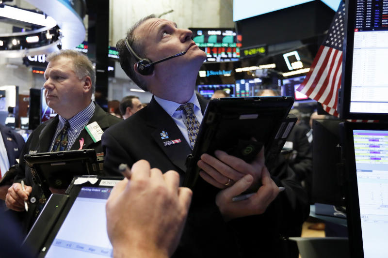 USA stocks gain in final session; 2018 sees biggest decline since 2008