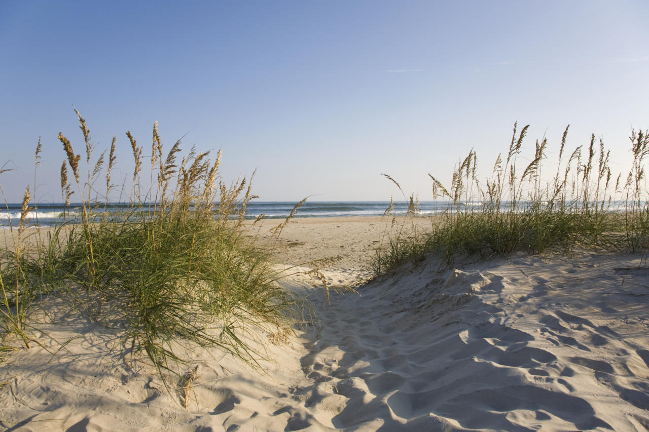 the best beaches in north carolina. Black Bedroom Furniture Sets. Home Design Ideas