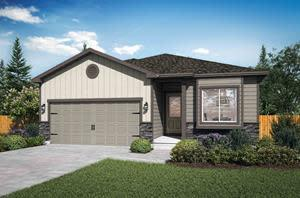 The 3-bedroom, 2-bath Arapaho floor plan is now available at Second Creek Farm in Commerce City.
