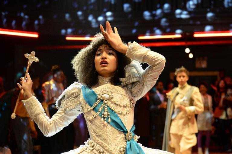 Pose: With the largest cast of trans actors in TV history, Ryan Murphy's ballroom drama is a strut in the right direction