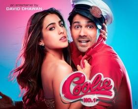 Fire breaks out on Mumbai sets of 'Coolie No 1' starring Varun Dhawan, Sara Ali Khan