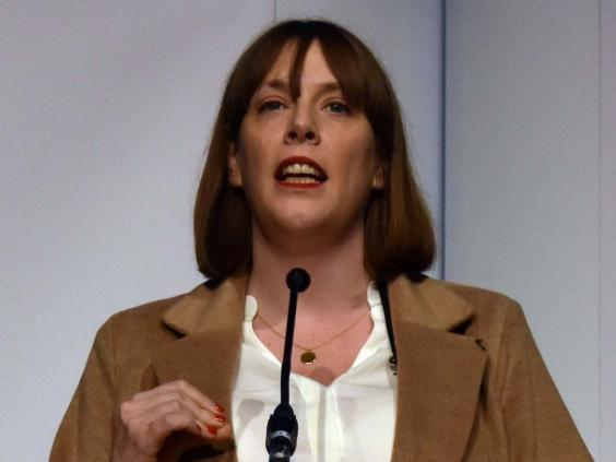 Jess Phillips: the opposition fear me (PA)