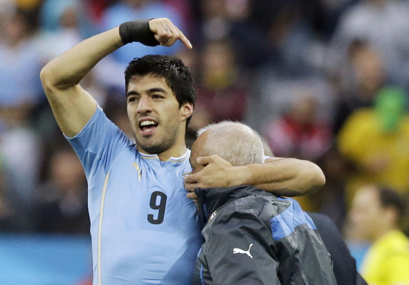 Cancer-recovering physio who got Suarez fit again