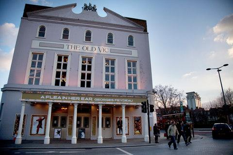 The Old Vic in London - Credit: Getty