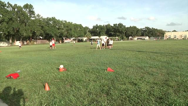 Tampa flag football team traveling to Los Angeles to compete for national championship