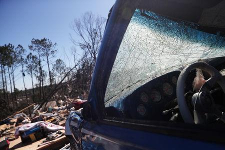 At least seven missing in Alabama after deadly weekend tornadoes