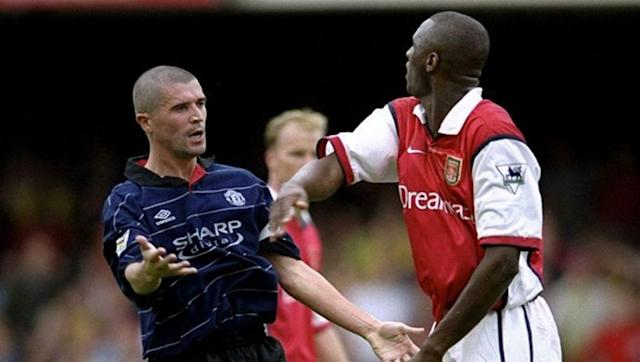 <p>The fact that only two of Vieira's eight dismissals were straight red cards details that the Arsenal icon was not as much of dirty player as his record makes him look.</p> <br><p>The French midfielder, who also featured for Man City later in his career, was however banned for six games after spitting at Neil Ruddock following a second yellow card against West Ham United.</p> <br><p>Often described as a powerful and tenacious midfielder, Vieira certainly should not be put in the same bracket as some of the other players on this list and his fairly clean record of 2308 minutes per red card is one of the cleanest of players with four or more dismissals.</p>