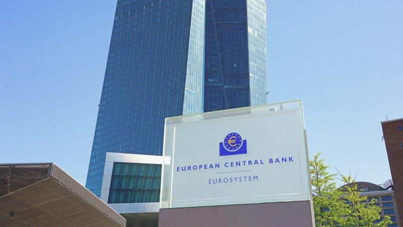 ECB resumes quantitative easing after 9 months and cuts rates for the first time in 3 years