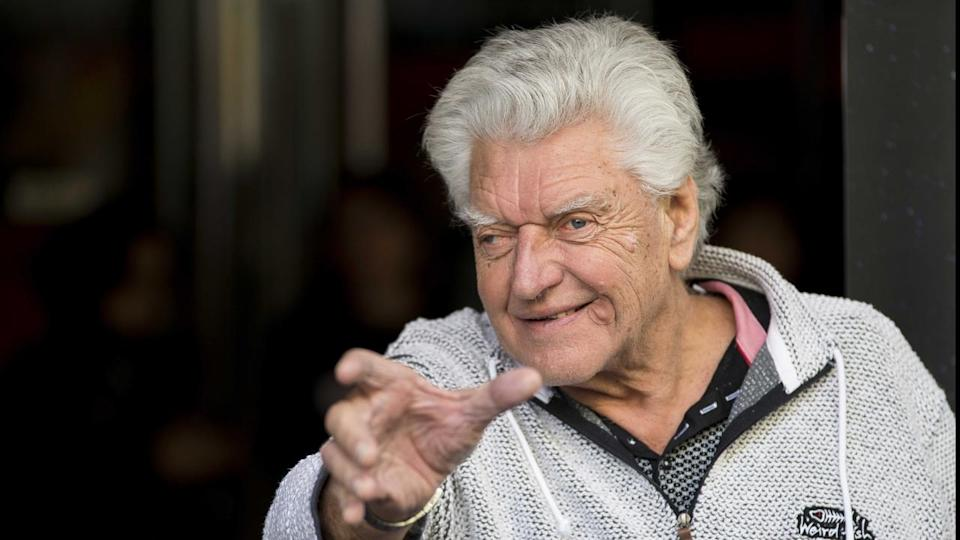 Darth Vader actor David Prowse has died aged 85.