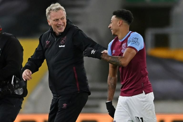 Jesse Lingard has scored six goals in eight Premier League games since joining West Ham on loan