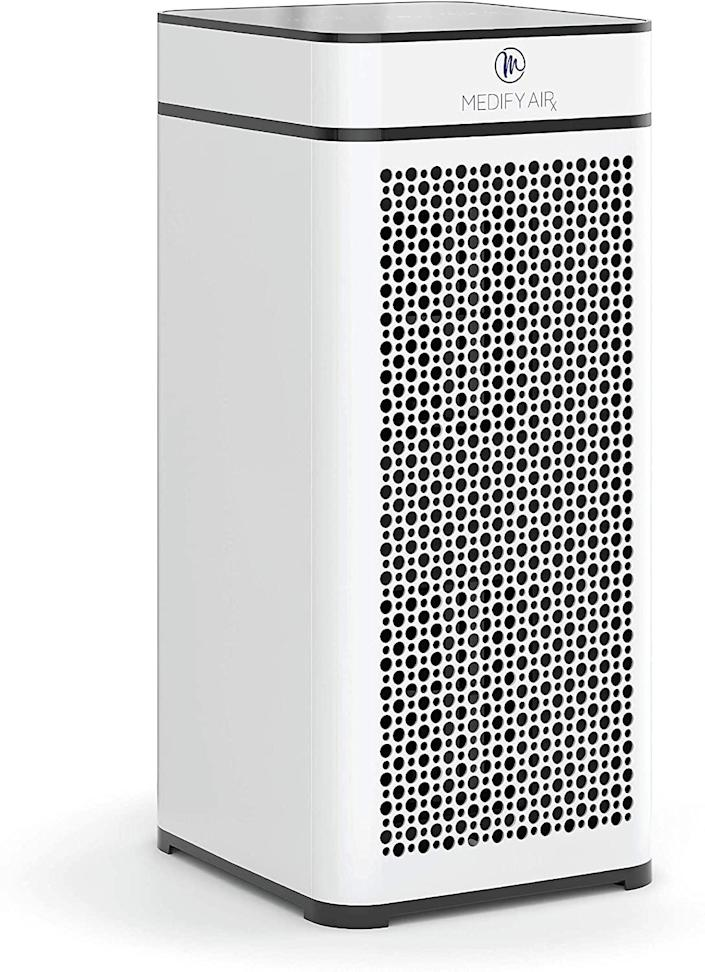 air purifier for pets medify
