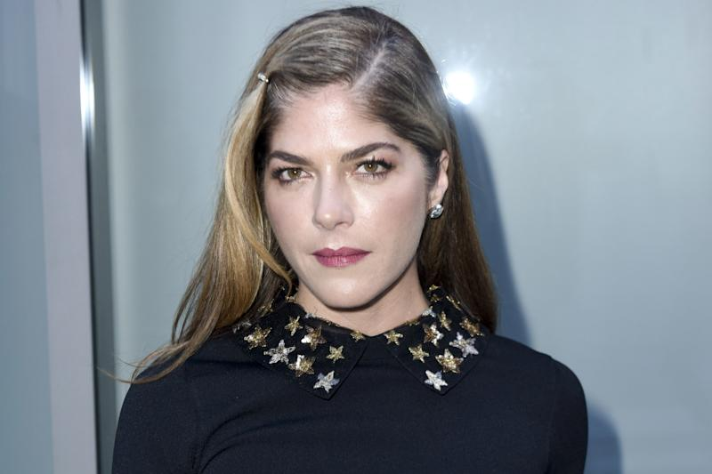 Selma Blair Posts an Emotional Instagram About Her Depression and Anxiety