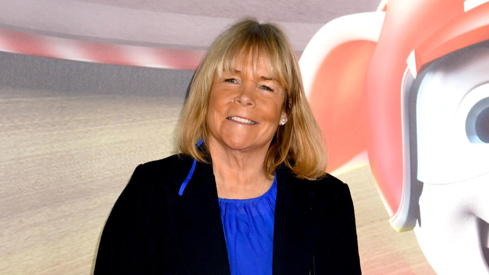 Linda Robson says she and co-star Pauline Quirke remain friends. (Dave J Hogan/Getty Images)