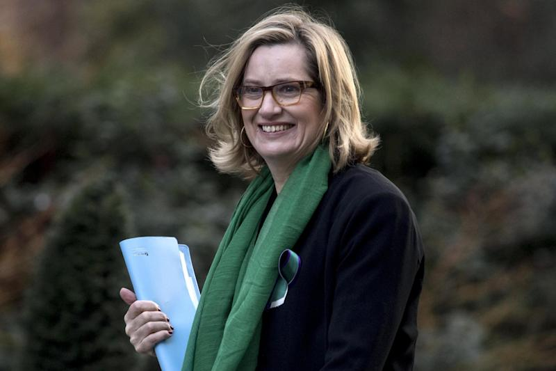 Home Secretary Amber Rudd warned firms must comply with regulations or risk enforcement: EPA
