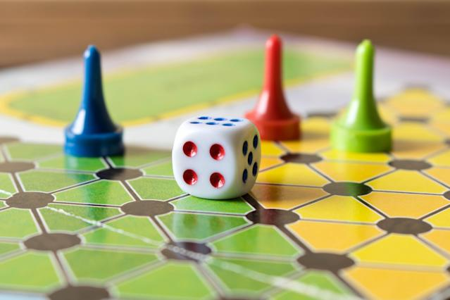 "People who play board games may experience ""less cognitive decline"". [Photo: Getty]"