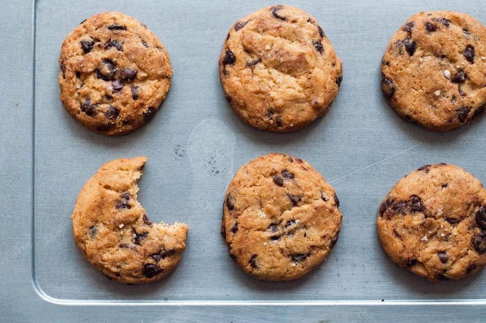 This Boxed Cake Mix Trick Is Your New Cookie Baking Secret Weapon