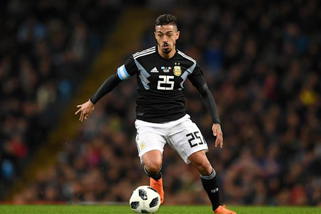 West Ham's Manuel Lanzini and Inter Milan striker Mauro Icardi on Argentina's 35-man World Cup shortlist