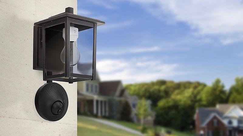 Toucan connected security camera is (very nearly) truly wireless