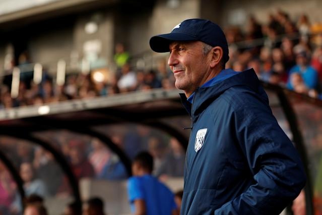 Fans know what to expect from Tony Pulis and West Brom: Premier League survival and not much else. (Reuters)