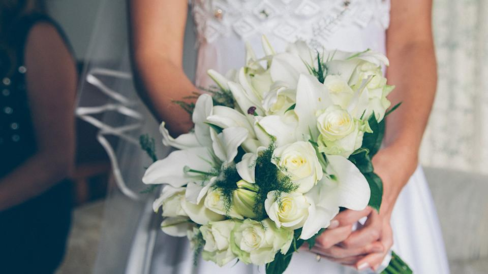 A bride has shocked Reddit users after claiming her fiancé had no idea they were even dating. Photo: Getty