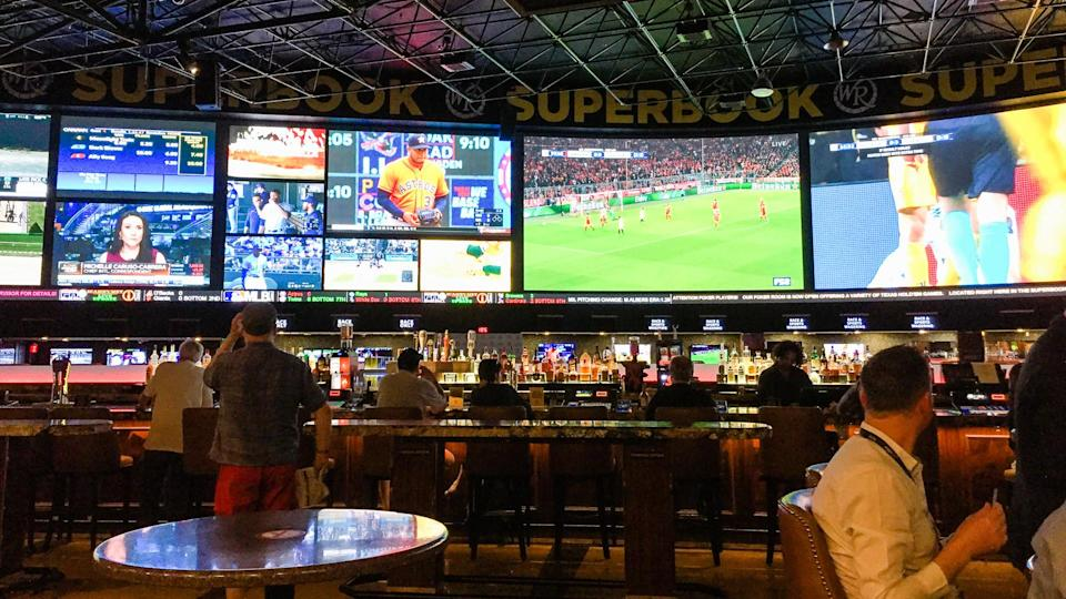 sports betting in Las Vegas Nevada