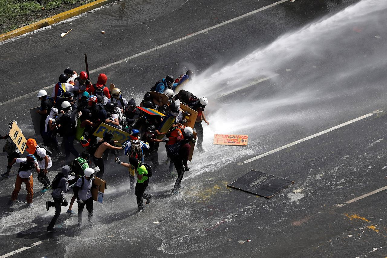 Venezuela Opposition Blames Goldman Sachs for Aiding Dictatorship