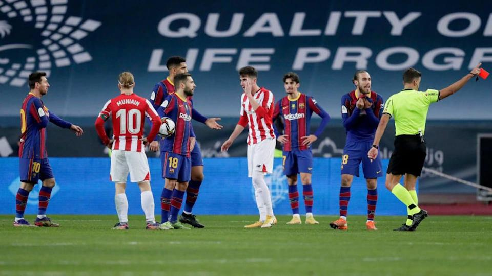 FC Barcelona v Athletic de Bilbao - Spanish Super Cup | Soccrates Images/Getty Images