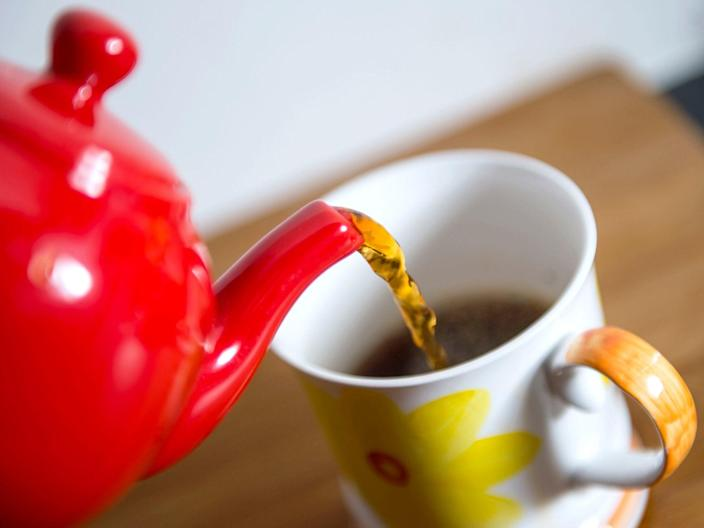 <p>The UK and Ireland drink more cups of tea than anywhere else in the world</p> (Anthony Devlin/PA Wire)