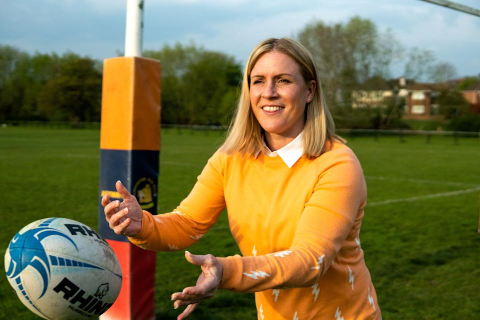 Waterman is predicting a Women's Six Nations cracker between England and France this weekend