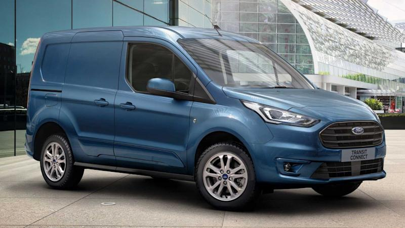 Ford updates Transit Connect van for 2021