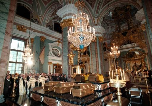 In 1998, the late Patriarch Alexei snubbed a state funeral for Nicholas II's bones in Saint Petersburg's Peter and Paul Fortress